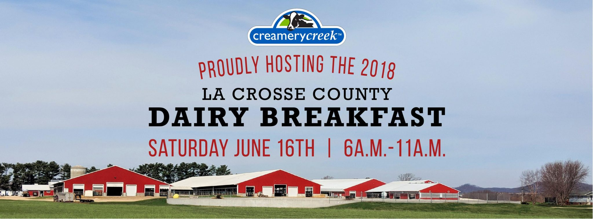 2018 La Crosse County Dairy Breakfast